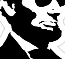 Cool Abe Lincoln - Old School Cool (clothing) Sticker