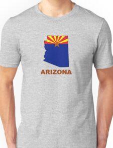 arizona state flag Unisex T-Shirt