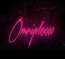 Omniplexxx Official Logo by Omniplexxx