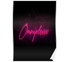 Omniplexxx Official Logo Poster