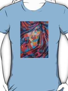 Psychedelic Jane T-Shirt