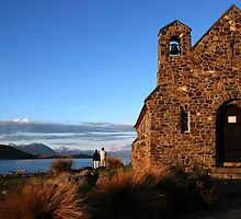 Church of the Good Shepard, NZ by AlisonOneL