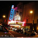 Castro Theater by kylerichie