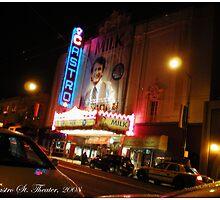 Castro Theater by kylerichie