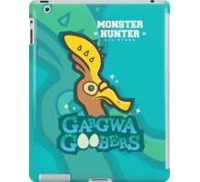 Gargwa Hunter All Stars - Gargwa Goobers iPad Case/Skin