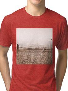 A meno che.... Tri-blend T-Shirt