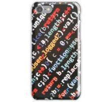 Digital Mumbo Jumbo iPhone Case/Skin