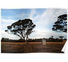 The Wheatbelt, AUS Poster
