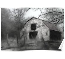 The Old Barn   II Poster