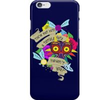 majora  iPhone Case/Skin