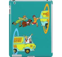 Scooby-Doo and Portal Too iPad Case/Skin
