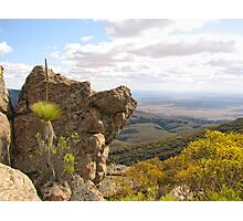 Wilpena Pound from St Mary Peak Photographic Print