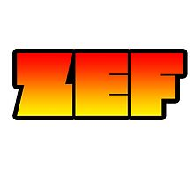 ZEF - Chappie by hopography