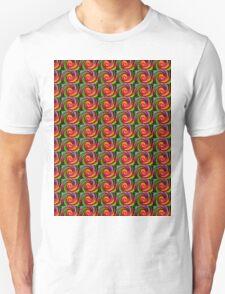 Colour Wheel-Available As Art Prints-Mugs,Cases,Duvets,T Shirts,Stickers,etc T-Shirt