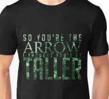 ARROW Komodo Quote Text Unisex T-Shirt