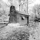 Keppel Hut Infra Red. by Mark Jones