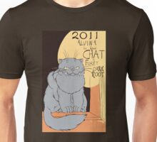 Le Grand Chat du Foret Dark Root Unisex T-Shirt