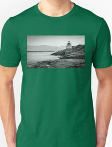 Castle Hill Lighthouse at Sunrise Unisex T-Shirt