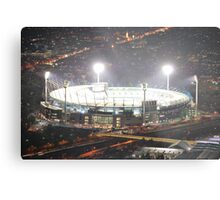 """The """"G"""" all lit up Metal Print"""
