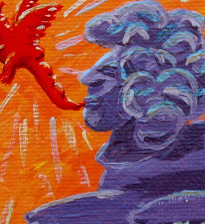 Sphinx Doood, Source of Dragons Sticker