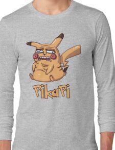 Pika Pi Long Sleeve T-Shirt