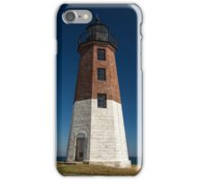 Point Judith Lighthouse iPhone Case/Skin