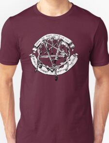 Spit on the Cross (White)  T-Shirt