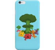 Veggiegeddon iPhone Case/Skin