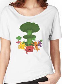 Veggiegeddon Women's Relaxed Fit T-Shirt
