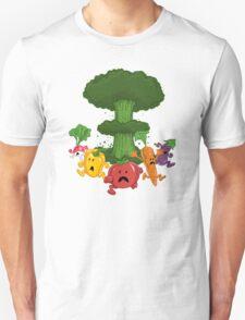 Veggiegeddon Unisex T-Shirt
