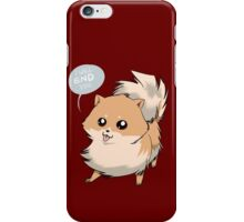 Deadly Pom iPhone Case/Skin