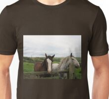 CORNWALL CLYDESDALES Unisex T-Shirt