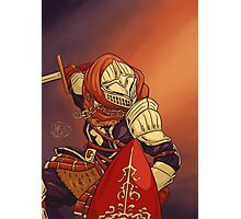 Elite Knight Photographic Print