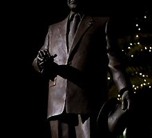 Standing Tall, Mayor Nick Nuccio by MKWhite