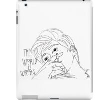 Kit Walker AHS Evan Peters iPad Case/Skin