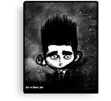 ParaNorman/Eraserhead Canvas Print