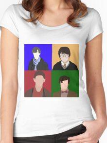 Fandom Women's Fitted Scoop T-Shirt