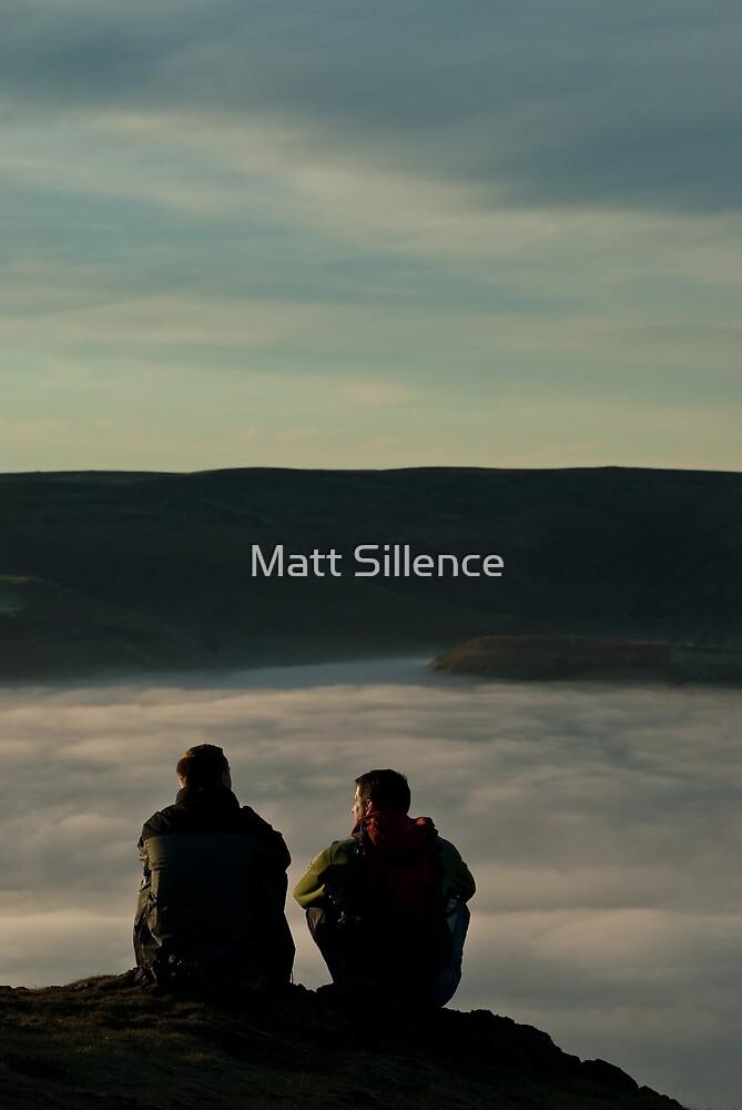 2 above the fog line by Matt Sillence