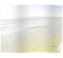 Exmouth Beach Poster