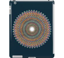 FractalConeToDnaPulse iPad Case/Skin