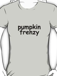 Pumpkin Frenzy T-Shirt