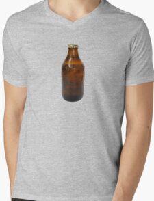Beer Bottle Mens V-Neck T-Shirt