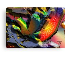 NEW YEAR SHOE SALES Canvas Print