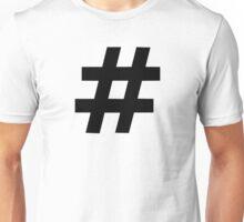 Hashtag Unisex T-Shirt