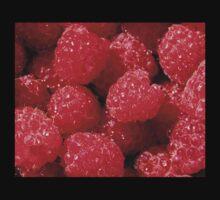Raspberries by jojobob