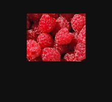 Raspberries Womens Fitted T-Shirt