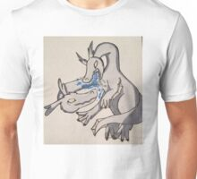 Sea Dragon Fight Unisex T-Shirt