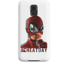 Spiderman - No background colour Samsung Galaxy Case/Skin