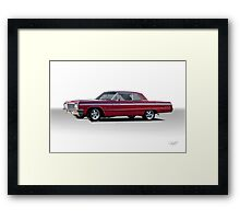 1964 Chevrolet Impala Super Sport Framed Print