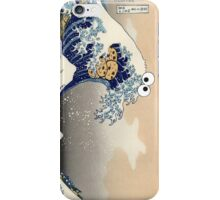 Sea is for Cookie.  iPhone Case/Skin